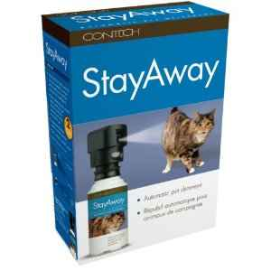 Contech StayAway Motion-Activated Pet Deterrent - $29.63